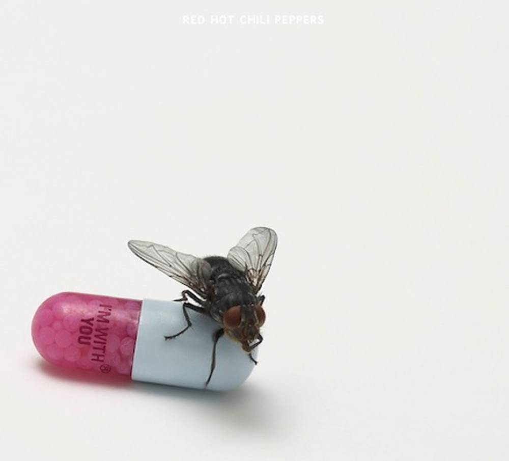Damien Hirst, Red Hot Chili Peppers, I'm With You, 2011