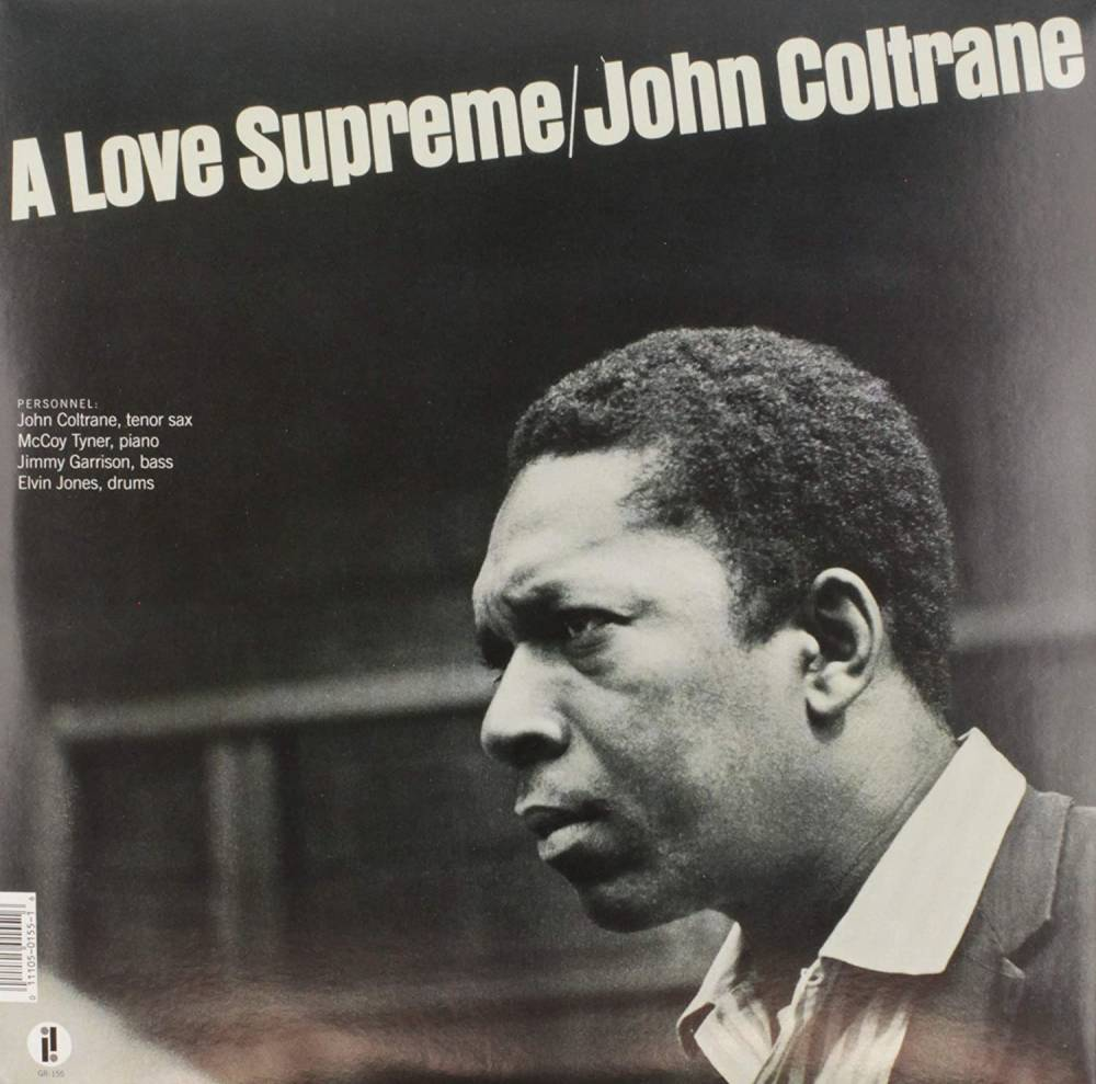 John Coltrane , A Love Supreme, 1965