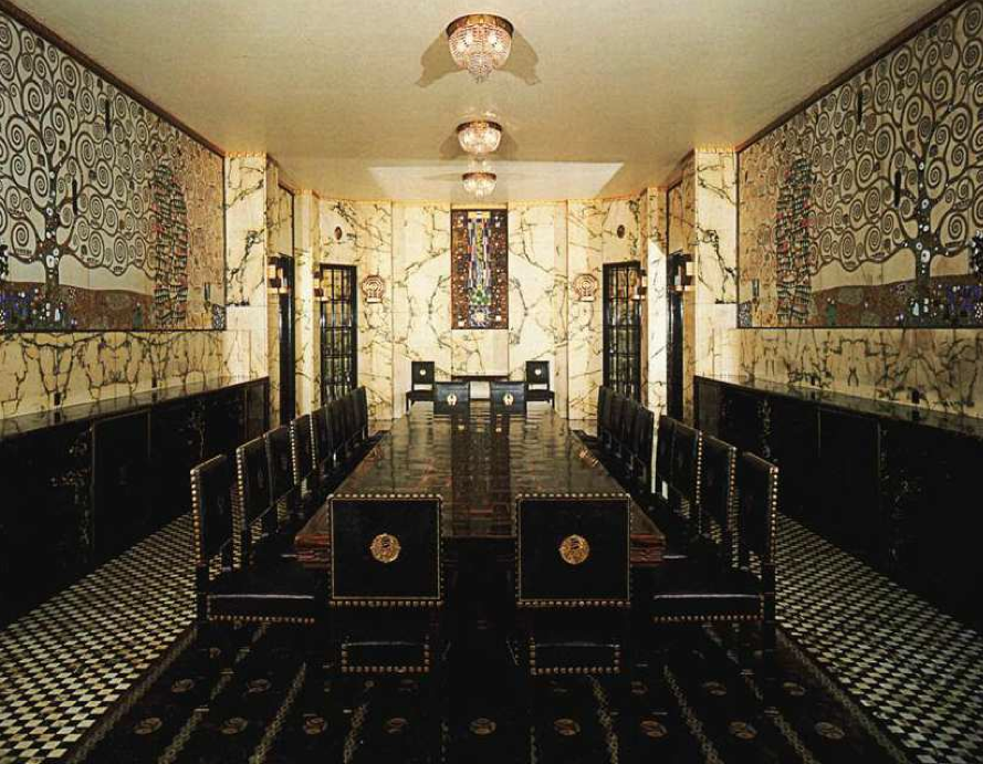 Palais Stoclet, Dining Room