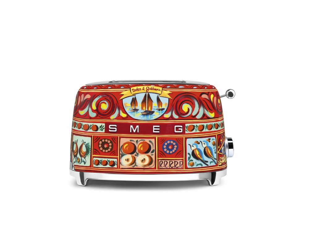 Dolce and Gabbana , Smeg Toaster