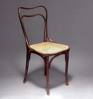 Adolf loos  cafe museum chair  1898