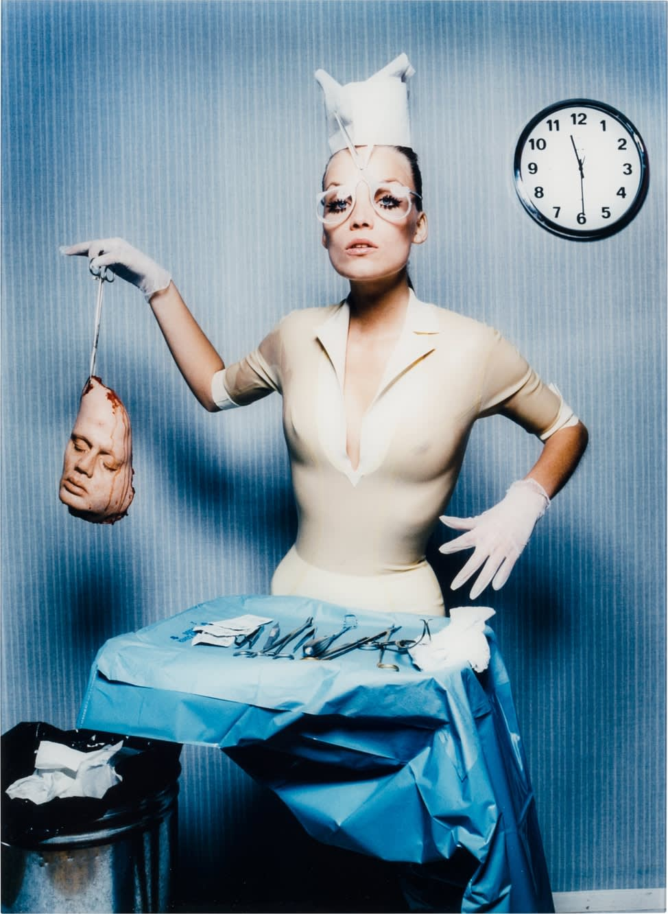 David LaChapelle, Free Consultation (Surgery Story), 1997
