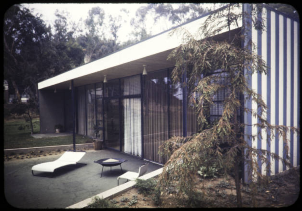 Craig Ellwood , Case Study House No. 9, 1953