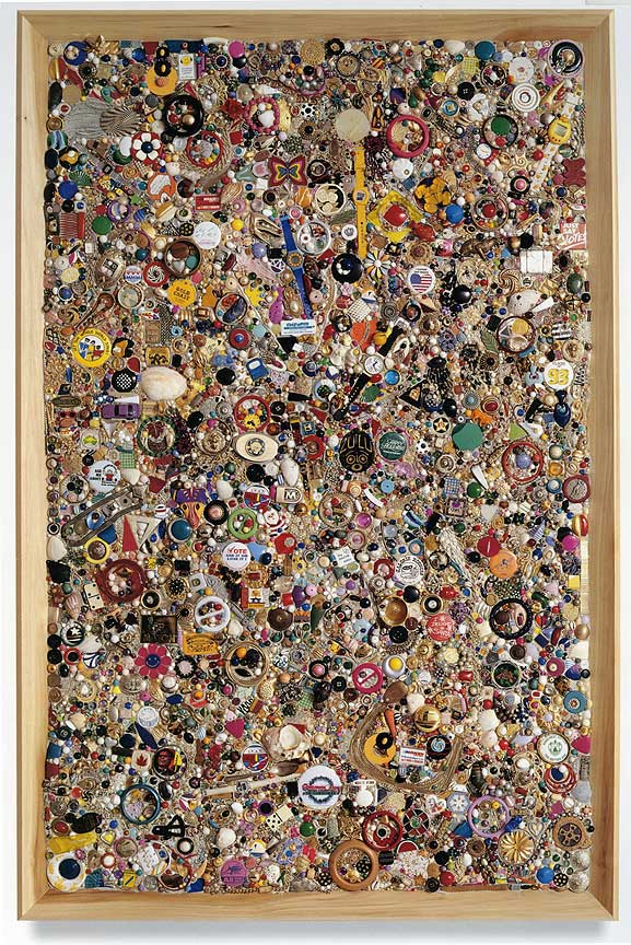 Mike kelley. memory ware flat  13  2001