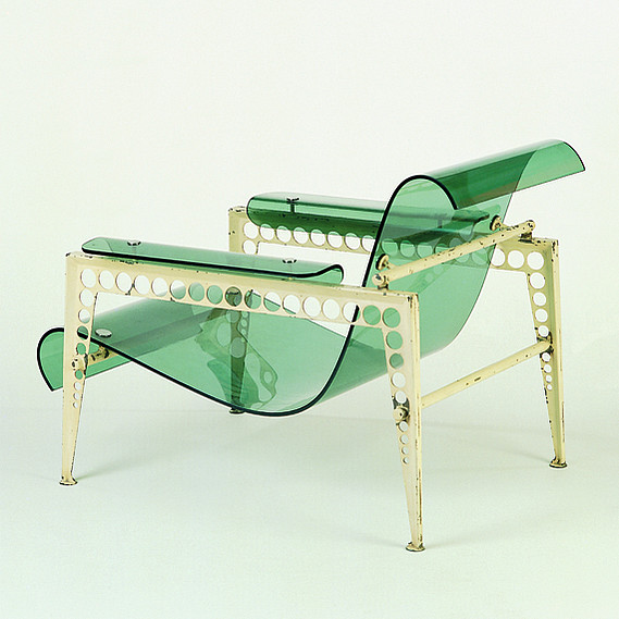 Jacques andre   and jean prouve     garden chair   1936