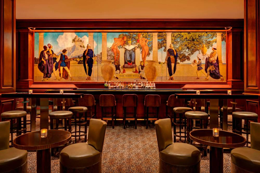 King Cole Bar , New York City