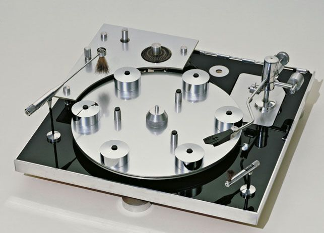 David gammon custom turntable  1964