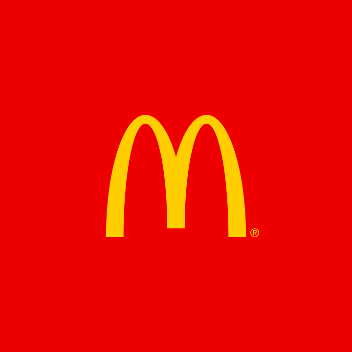 Default tile logo mcd red