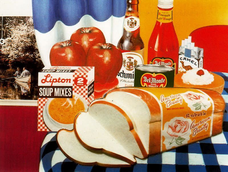 Tom Wesselmann , Still Life #11, 1965