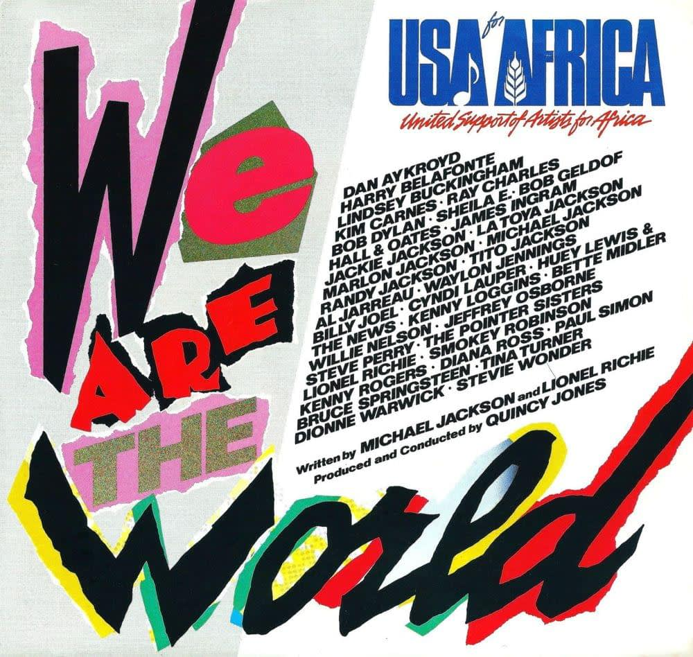 We Are the World, 1985