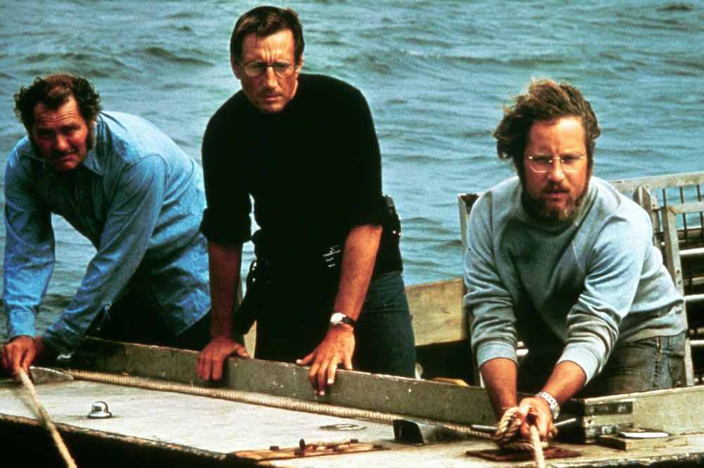 Jaws , Film Still, 1975