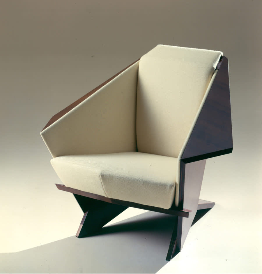Frank Lloyd Wright , Taliesin 1 Armchair, 1949