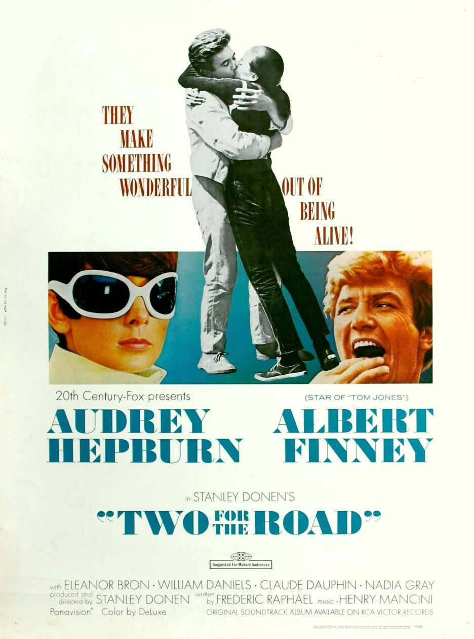 Two for the Road , Poster, 1967