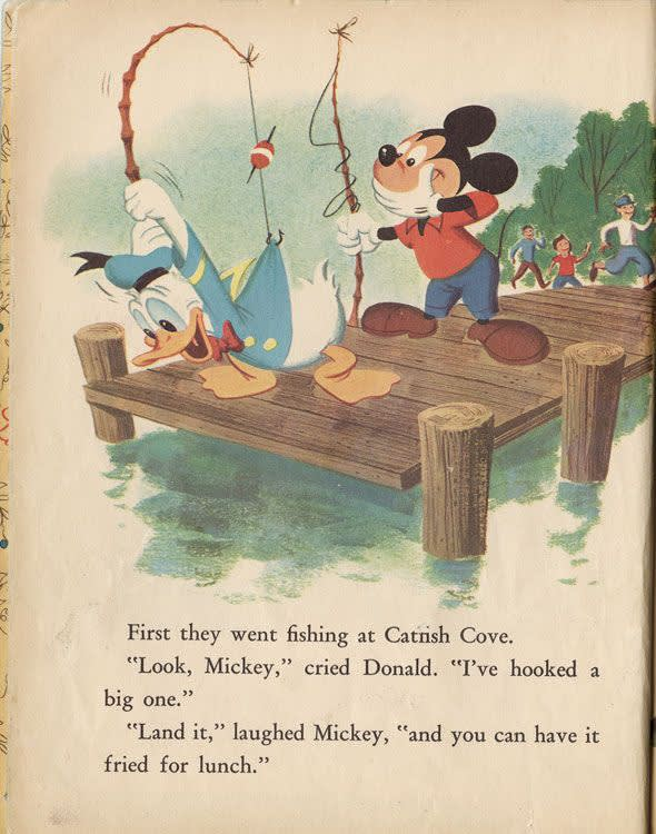 Donald Duck Lost and Found, 1960