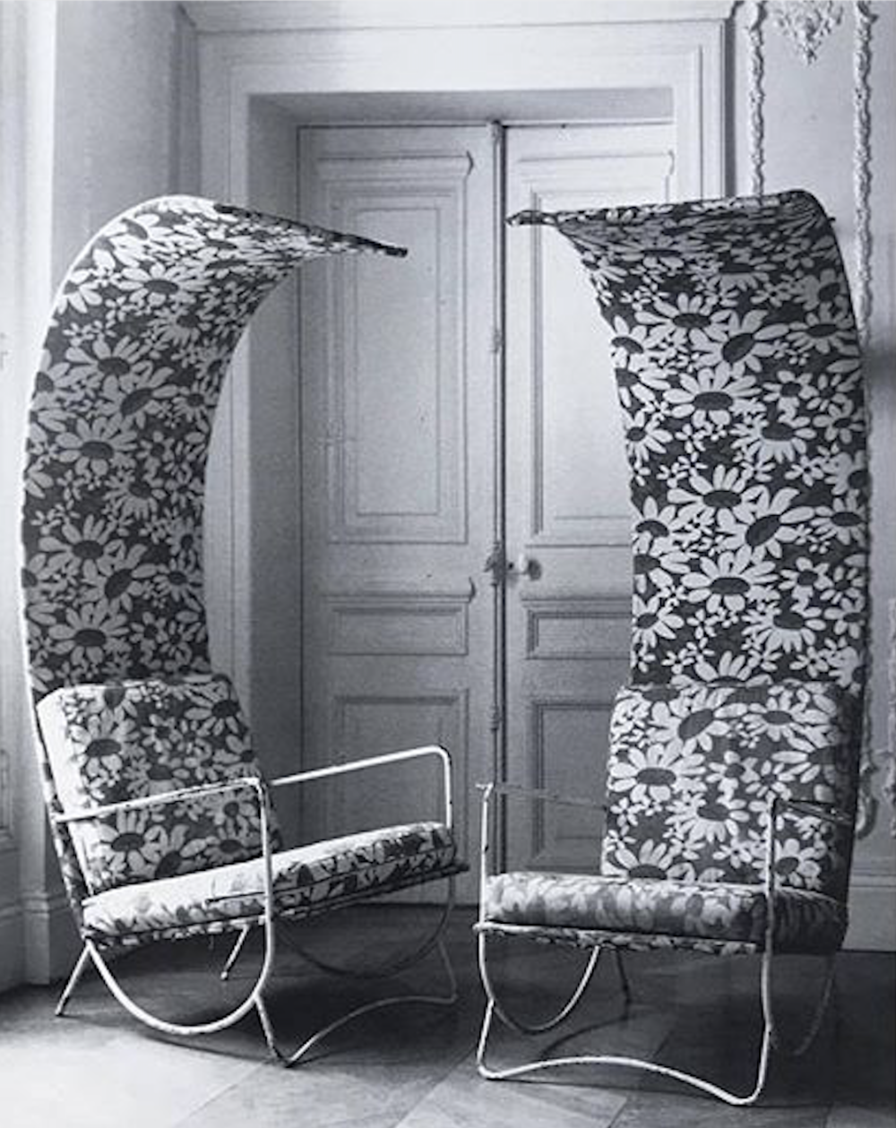Jean roye  re  chairs  1959
