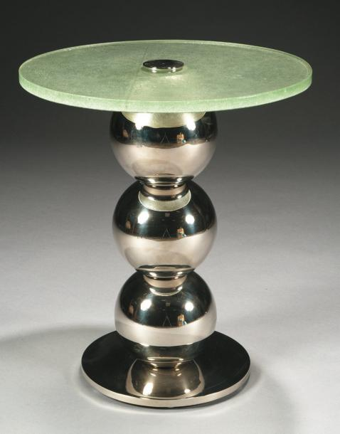 Djo bourgeois  modernist pedestal  early 20th century