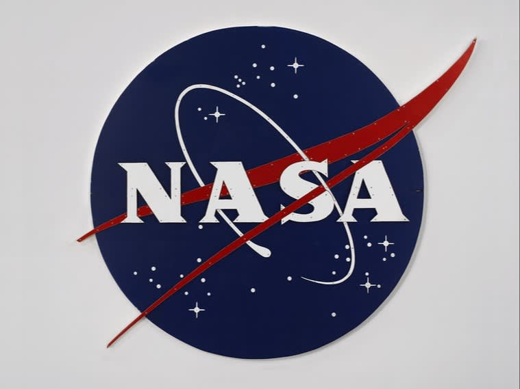 Tom sachs nasa meatball logo color 2007