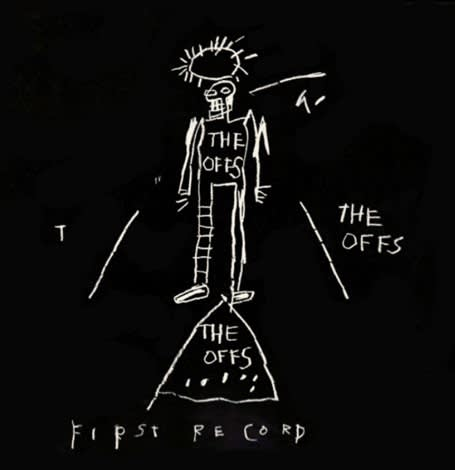 Jean-Michel Basquiat , The Offs, 1981