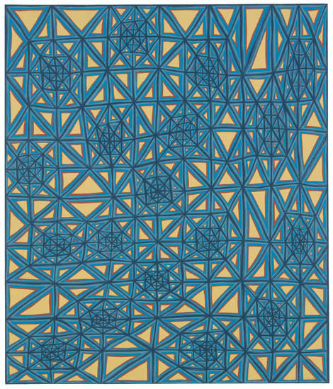 James siena  lattice  2003