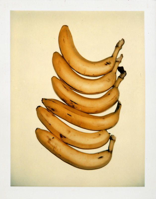 Bananas photo by andy warhol