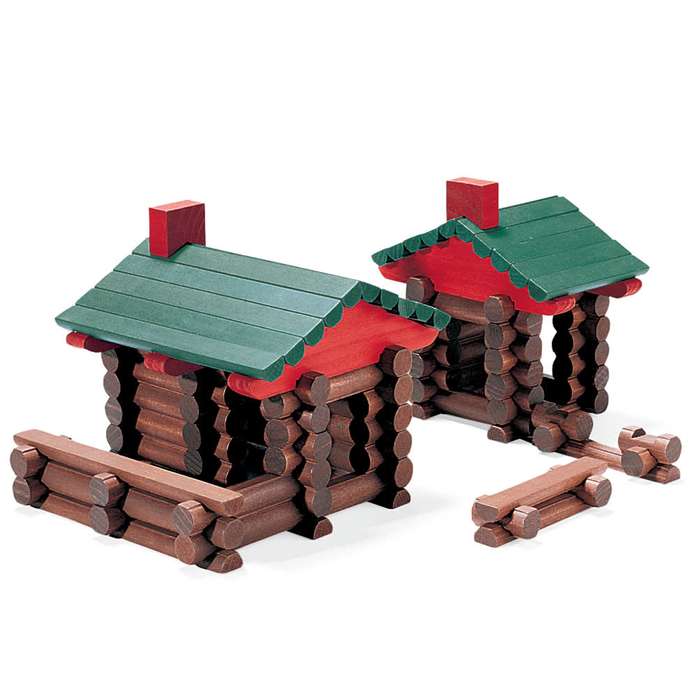 Lincoln Logs , Cabins