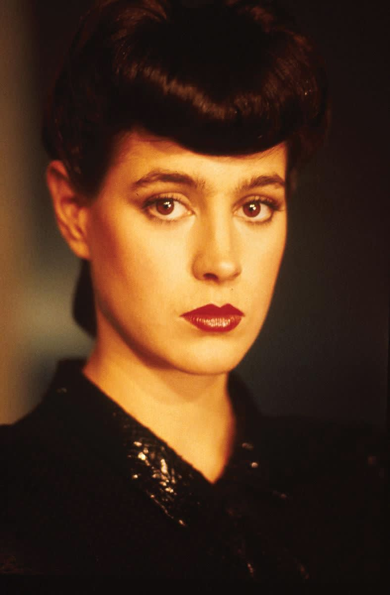 Sean young in blade runner  1982
