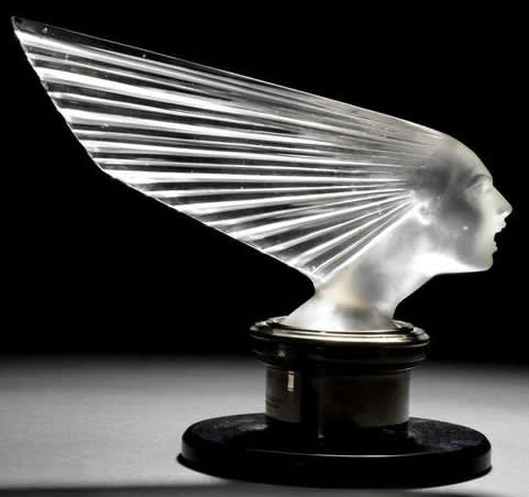 Rene   lalique  spirit of the wind  1930