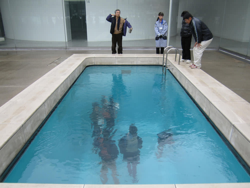 Leandro Erlich, Pool at MoMA P.S. 1