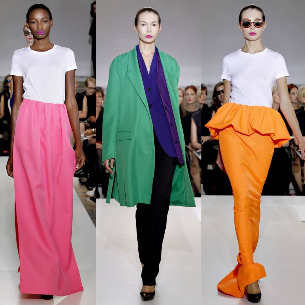 Jil sander ss 2011 collection images