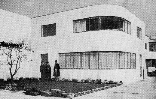 Sunspan house 1934