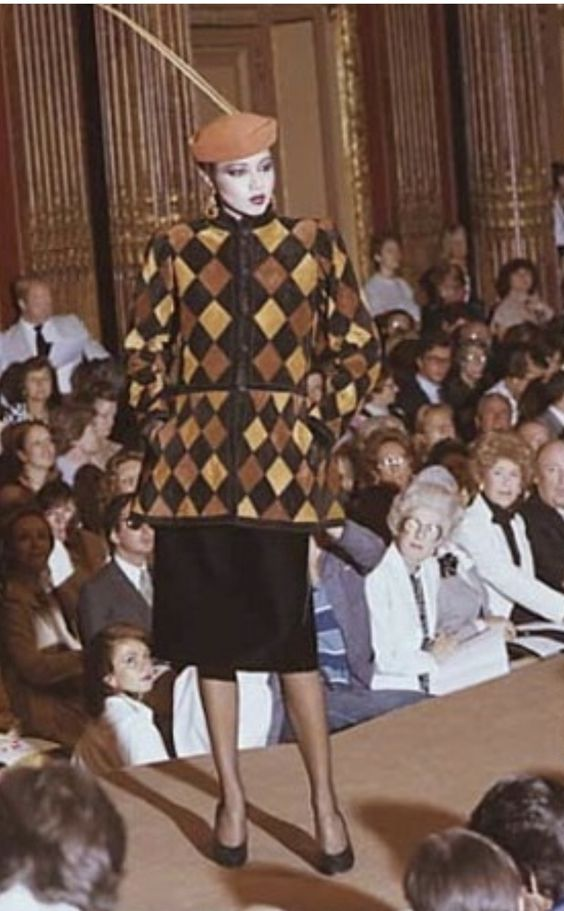 Yves saint laurent  fall winter 1979  picasso collection ii