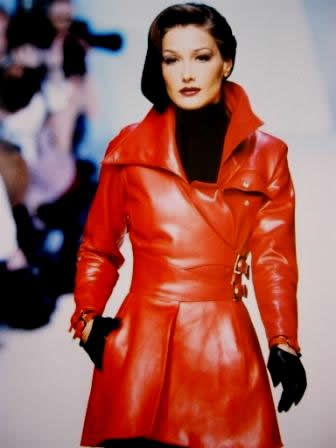 Claude montana autumn winter 1992