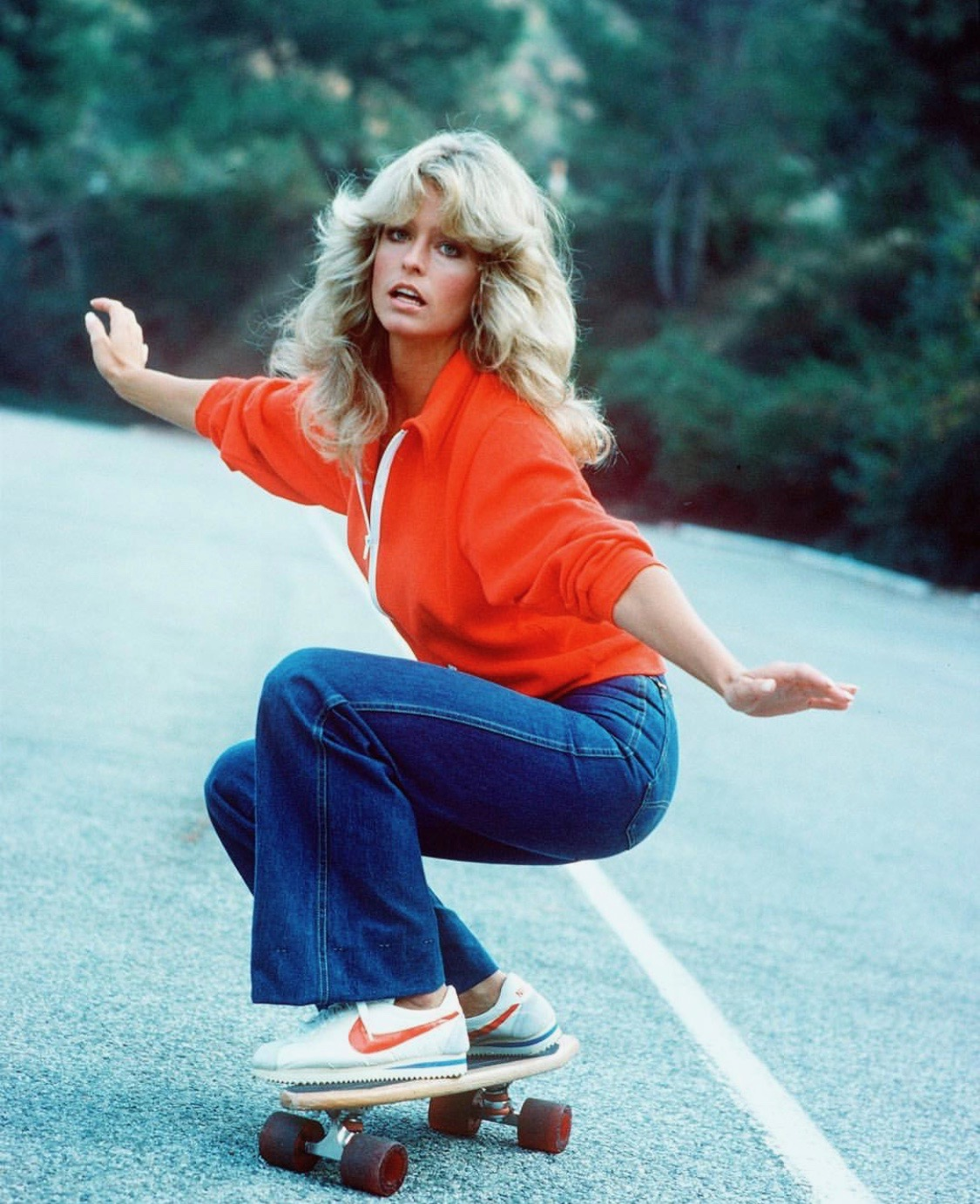 Thursday am   farrahfawcett 1976