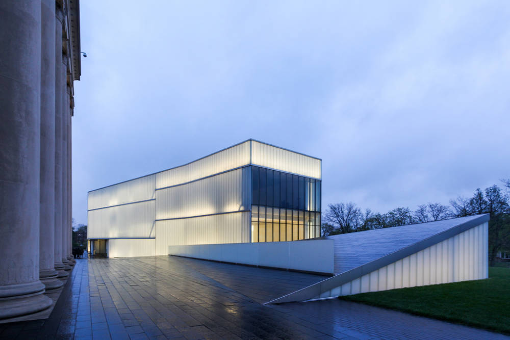 Steven holl  the nelson atkins museum of art