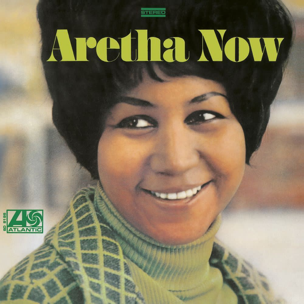 Aretha Franklin , Aretha Now, 1968