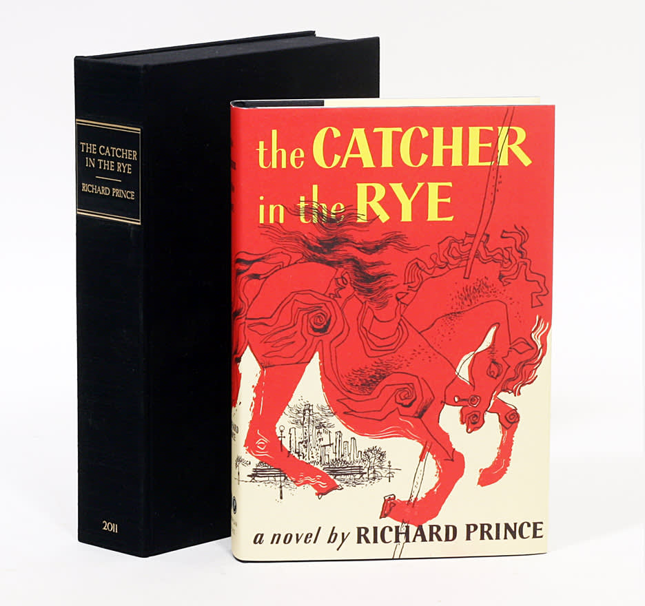 Richard Prince, The Catcher in the Rye, 2011