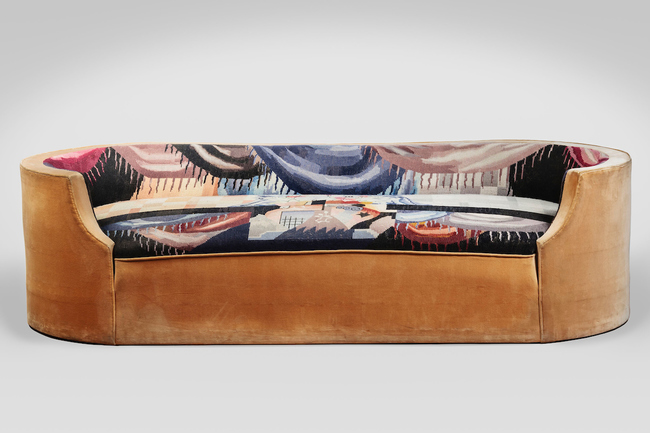 Pierre chareau  corbeille sofa  mp169   1923