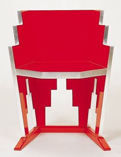 Paul t. frankl  skyscraper chair  1930