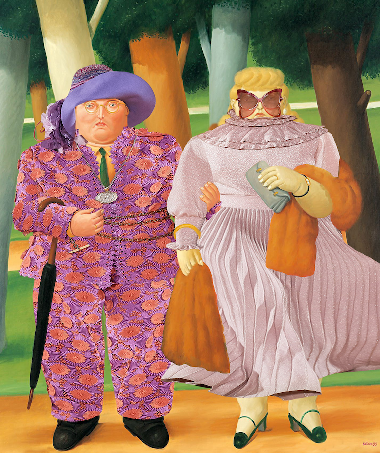 Marc jacobs botero 3