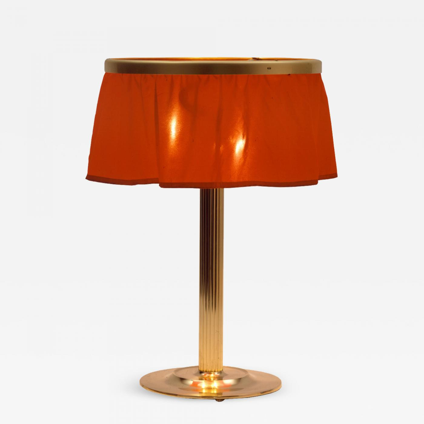 Adolf loos  table lamp  1910