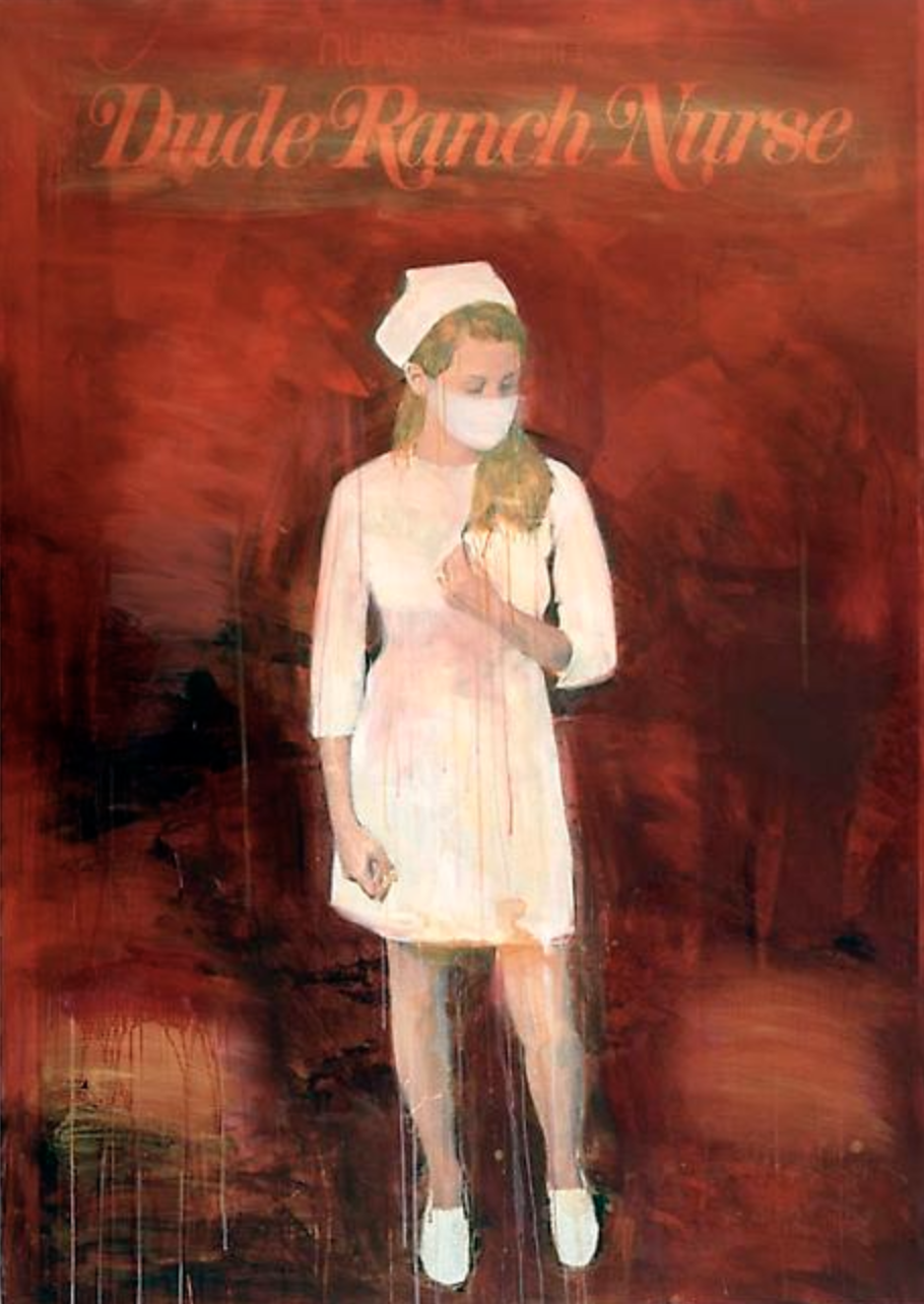 Richard Prince, Dude Ranch Nurse #2, 2002-03