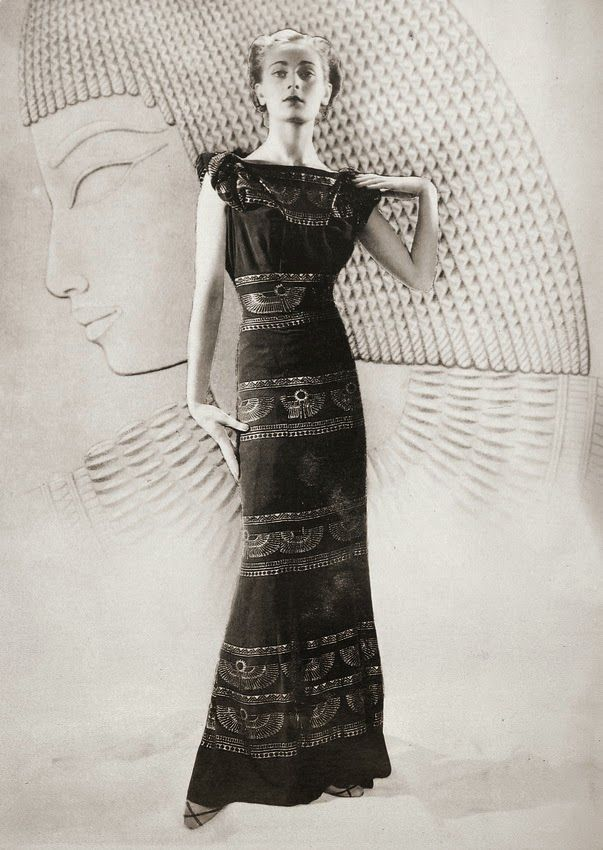 Dora kallmus  fashion model  1927