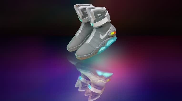 Nike, Back to the Future Sneaker, 2016