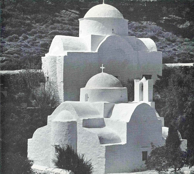 Post byzantine churches of the aegean islands
