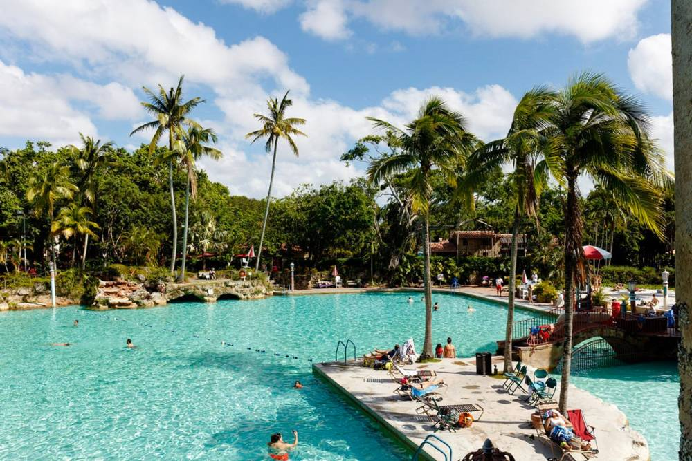 The Venetian Pool, Coral Gables, Florida