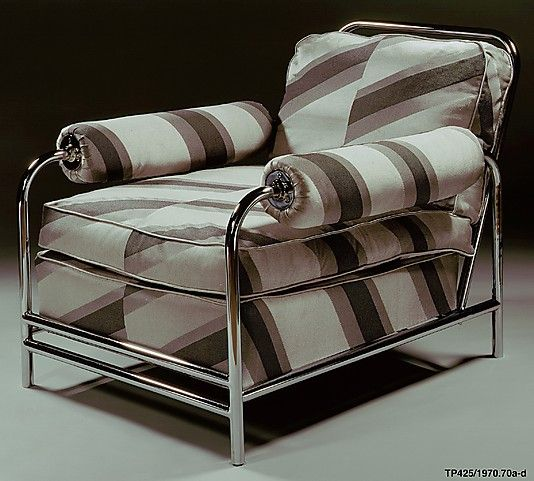 Donald deskey  armchair  1929
