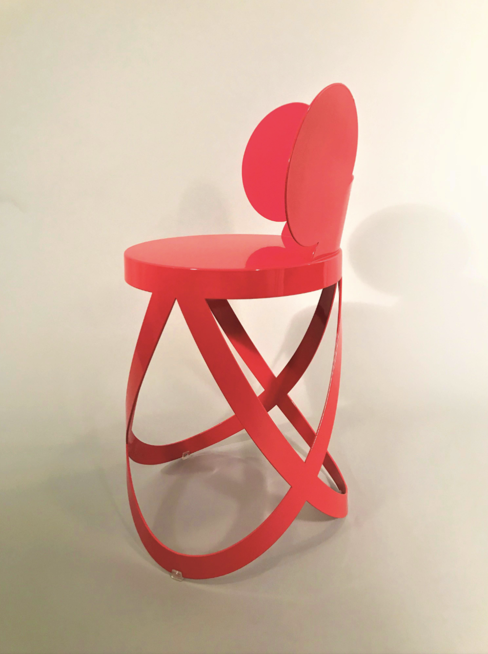 Cappellini and Walt Disney, Mickey Mouse Ribbon Stool