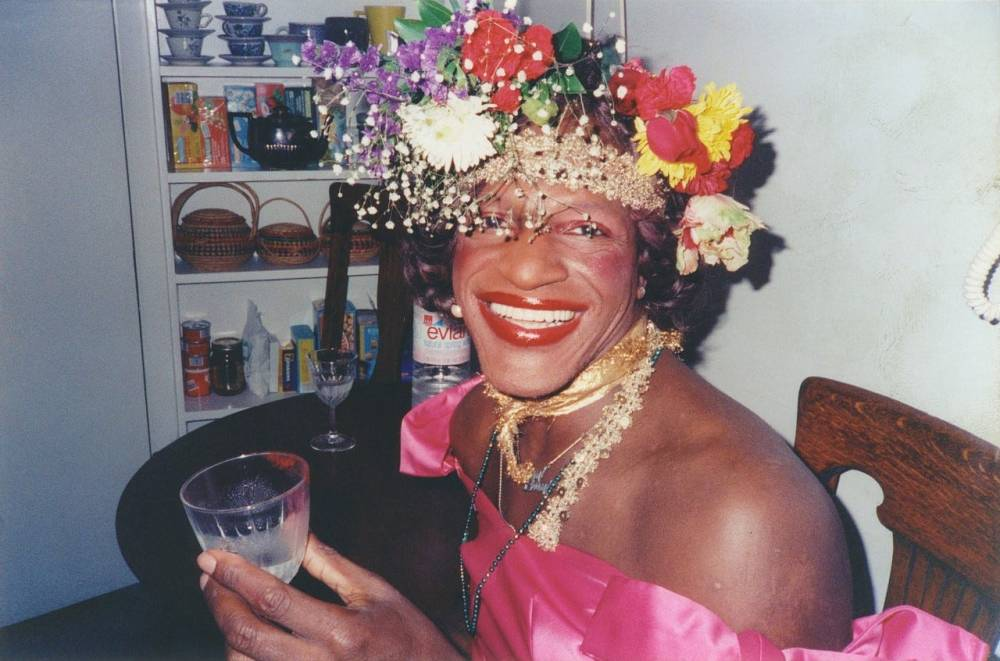 Marsha P. Johnson, Portrait