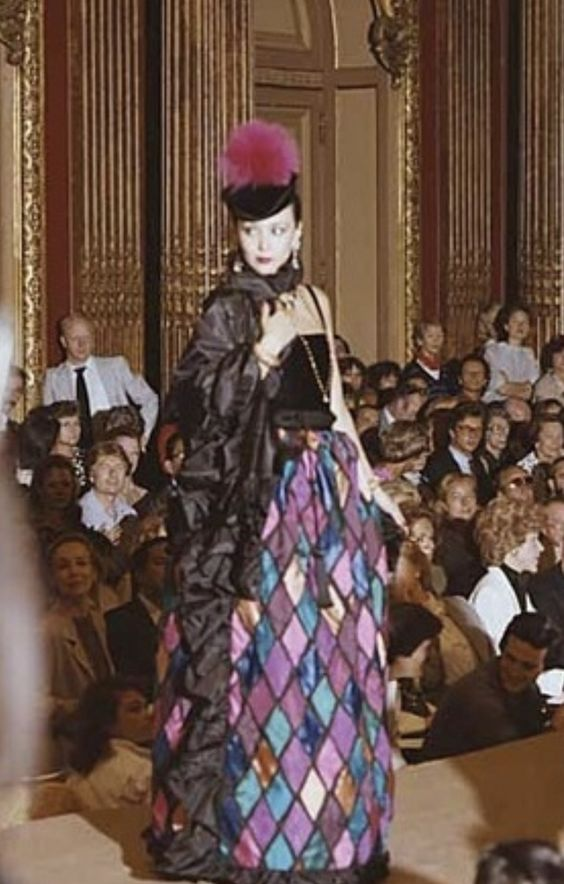 Yves saint laurent  fall winter 1979  picasso collection