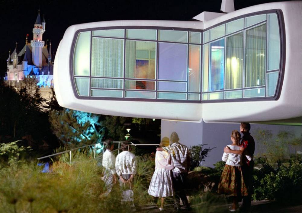 Monsanto house of the future 1956 1